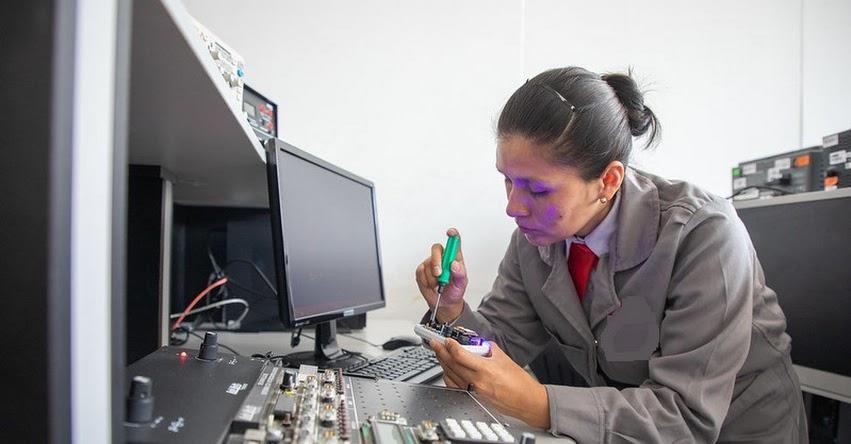 PRONABEC: Las diez carreras técnicas mejor remuneradas a jóvenes egresados 2021 - www.pronabec.gob.pe