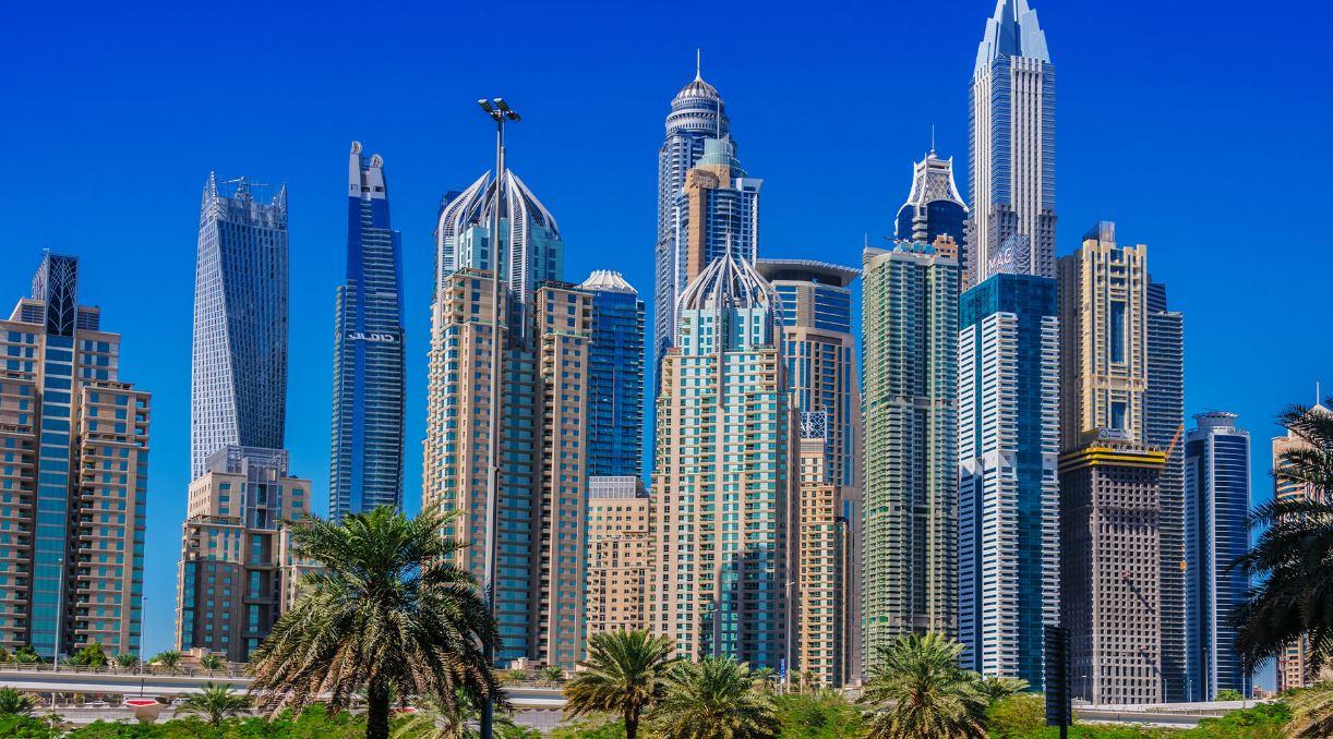 القطاع العقاري في دبي يشهد ارتفاعاً تدريجياً