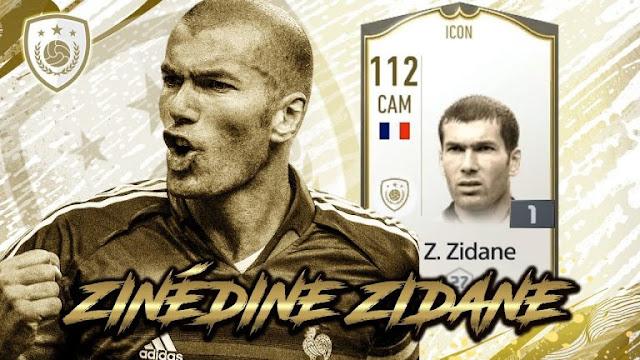 Review Z. Zidane ICON FO4