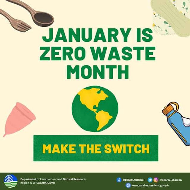 zero waste month