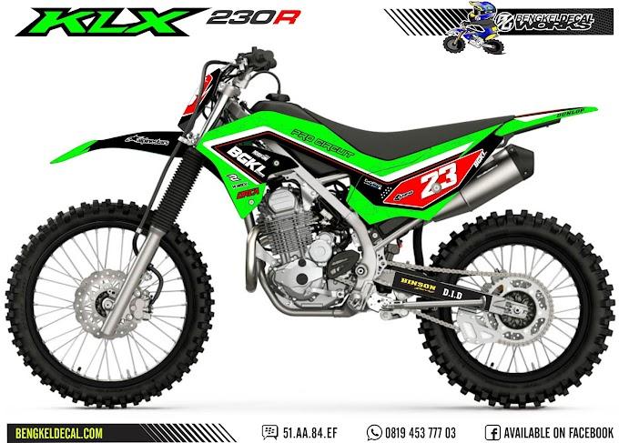KLX 230 R - BGKL