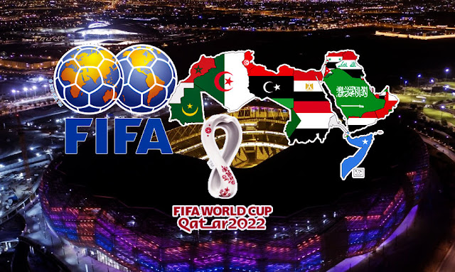 قطر تستضيف بطولة للمنتخبات العربية تحضيرا لمونديال 2022