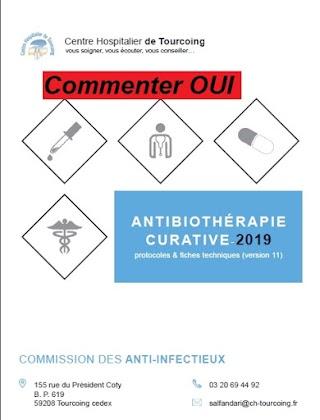 Antibiothérapie Curative 2019