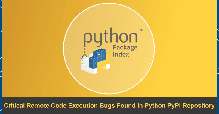 Bugs Python PyPI
