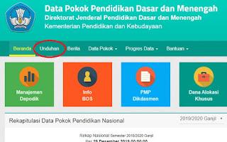 Cara Generate Prefill Rapor Aplikasi Dapodik  Merdeka Belajar :  Cara Generate Prefill Rapor Aplikasi Dapodik 2020.a Patch 2