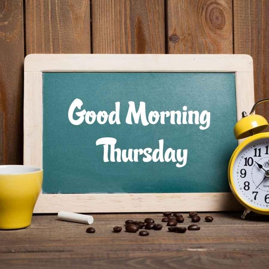 good thursday morning blessings