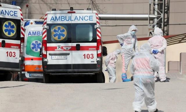 У Києві за добу 497 нових випадків коронавірусу