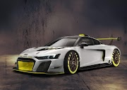 Audi Sports New Racer Is Introduced!