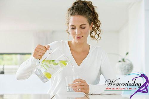 Cách giảm mỡ bụng hiệu quả bằng nước chanh tươi đang được ưa chuộng