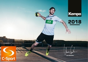Catalogue Kempa 2018 Handball