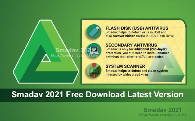 Smadav 2021 Free Download Latest Version
