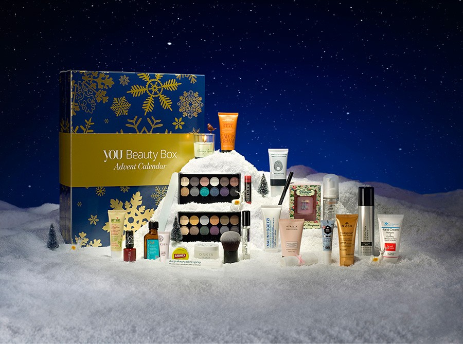 You Beauty Advent Calendar 2016