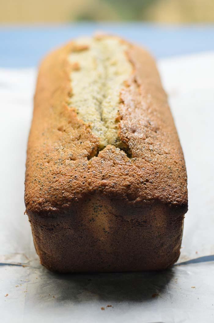Just bake lemon loaf cake
