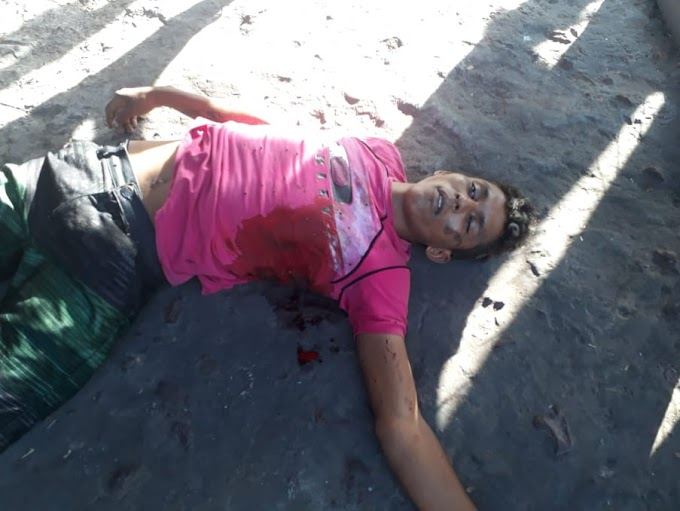 Homem é assassinado no bairro Recanto dos Pássaros em Chapadinha