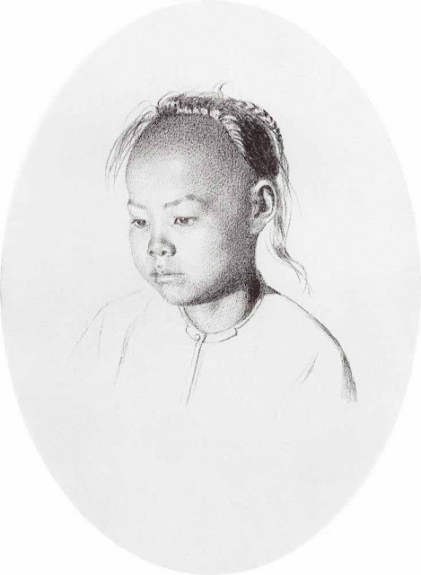 Василий Васильевич Верещагин - Мальчик солон. 1869-1870