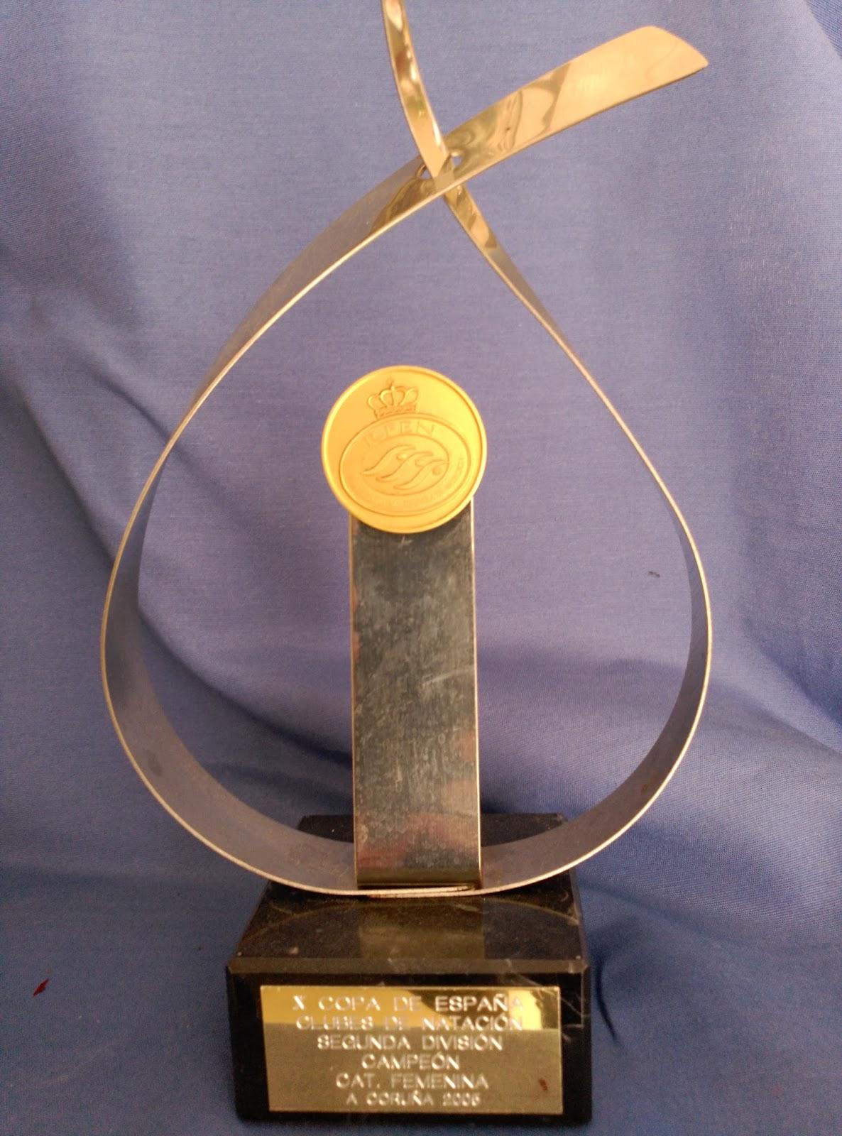 Club nataci n ciudad de oviedo coleccion de trofeos en la for Oficina correos oviedo