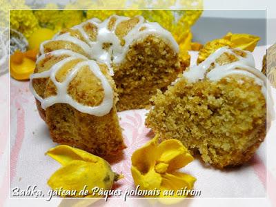 gâteau de pâques sans gluten