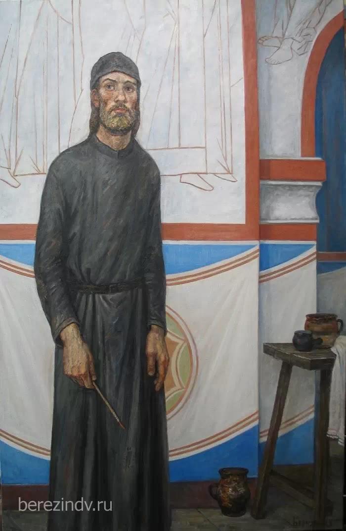 Березин Д.В. Андрей Рублев 2019