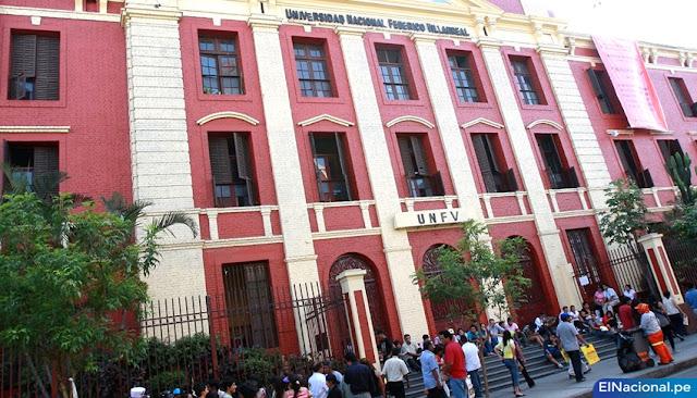 Admisión presencial Universidad Villarreal 2021 - Resultados de examen