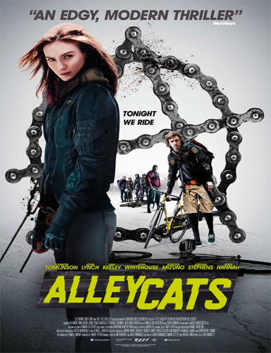 Ver Alleycats (2016) Online