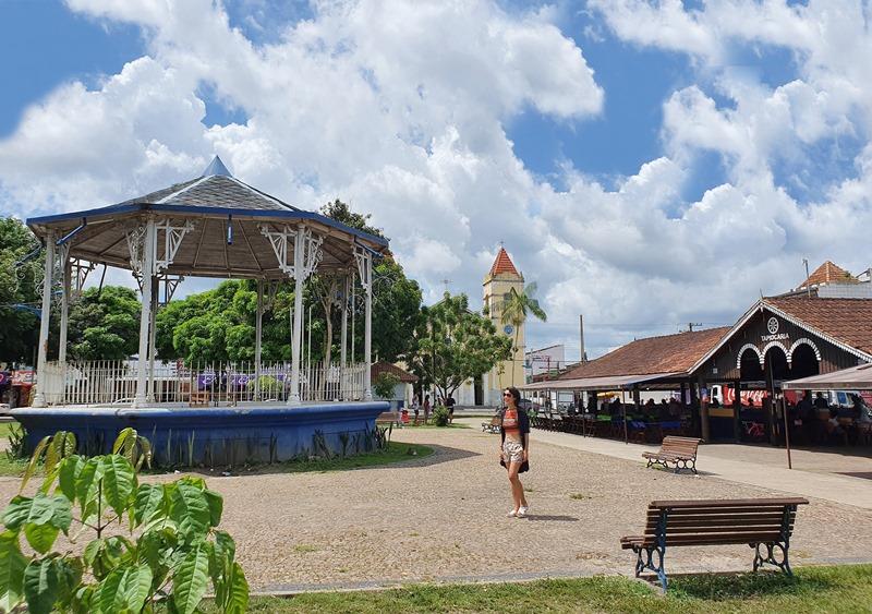 Ilha de Mosqueiro Pará