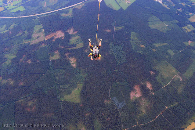Top things to do in Spa Skydiving SkydiveSpa