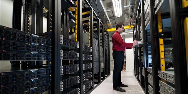 Datacenter IDC 3D