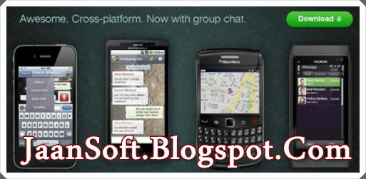 WhatsApp Messenger 2.11.804 Nokia
