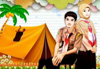 Download Lagu L.O Band - Tenda (Scout Of Lampung) Mp3
