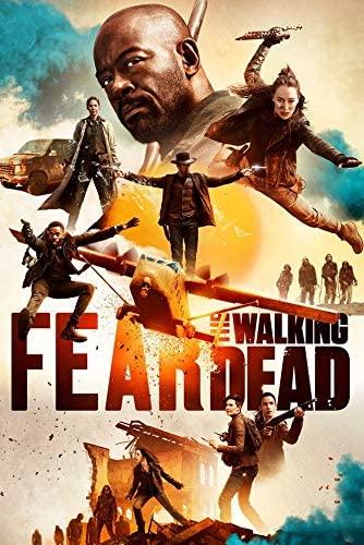 Fear the Walking Dead [Season 5] [2020 [DVDR] [NTSC] [Latino]