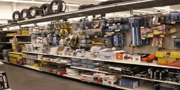 automobile shop