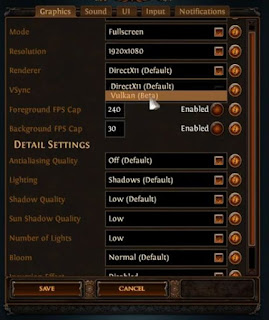 Game Settings, Path of Exile, New Fixes, PoE, Stuttering, FPS Drops, Lag