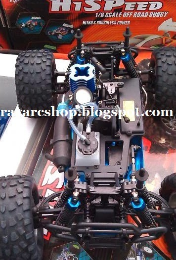 RAYA RC SHOP: TIPE RC MONSTER TRUCK