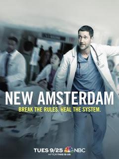 New Amsterdam Temporada 1 720p Español Latino