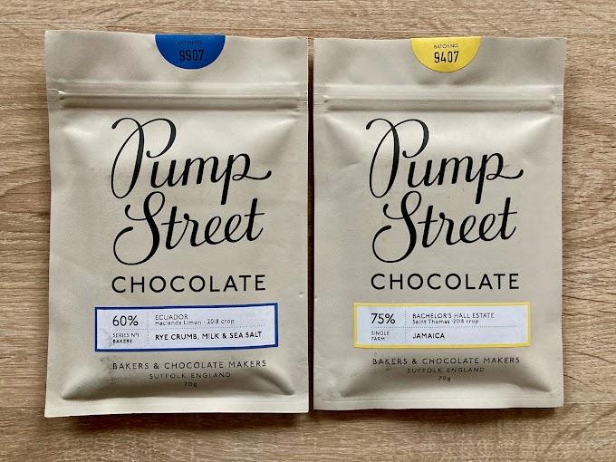 Der große Schokoladentest (54): Pump Street