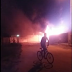 Ônibus é incendiado em Parnamirm nesta noite