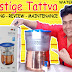 Prestige TATTVA Water Purifier Unboxing, Review, Maintenance : Prestige Copper Water Filter -Reveled