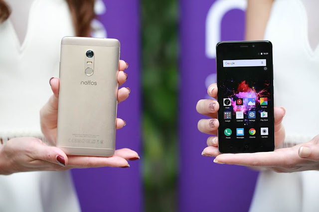 The latest Neffos X1 & X1 Max Smartphone