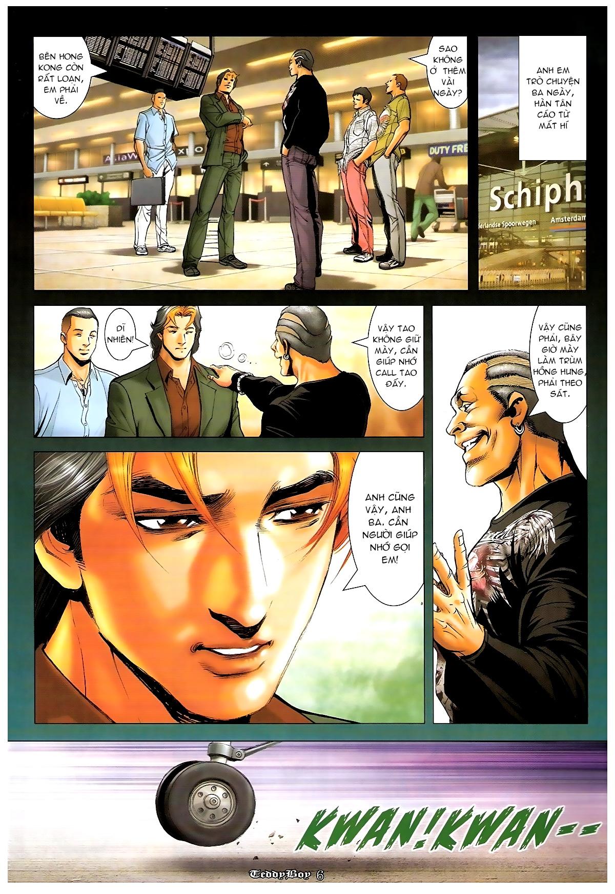 Người Trong Giang Hồ - Chapter 1246: Ngũ Hổ trùng tổ - Pic 5