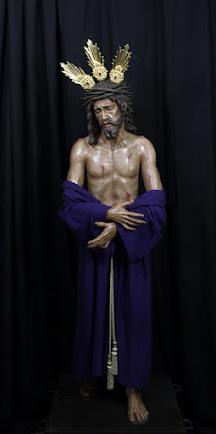 Ntro. Padre Jesús del Amor Despojado de sus Vestiduras (Pont de Vilomara i Rocafort, Barcelona 2021)