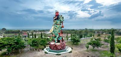Terkait Patung Jenderal Perang Cina di Tuban, FAUIB: Tidak Ada Kata Lain Kecuali Dibongkar