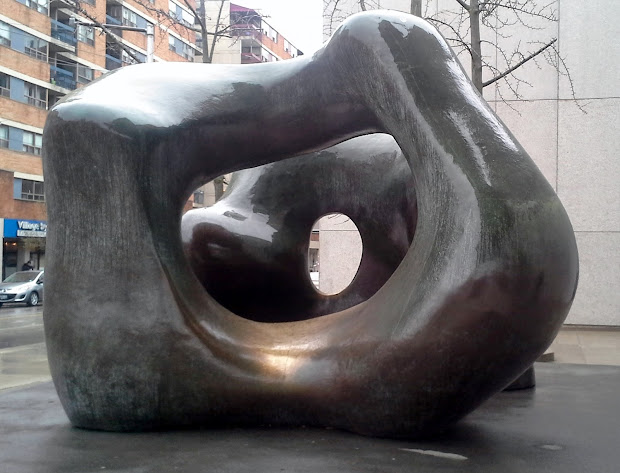 Ago The Henry Moore Sculptures