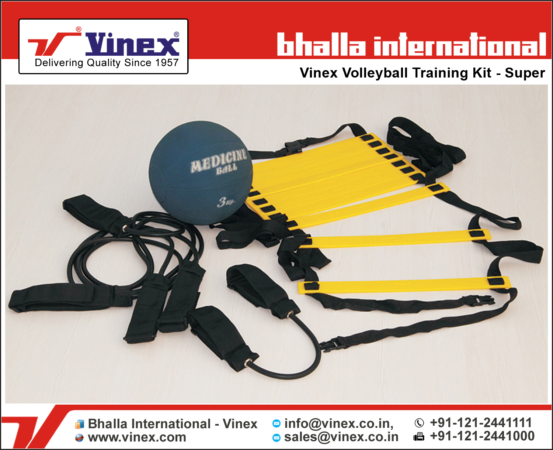 Vinex Volleyball Training Kit - Super