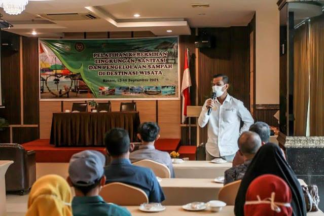 Disbudpar Kota Batam Kembali Menggelar Pelatihan Bagi Pelaku Pariwisata