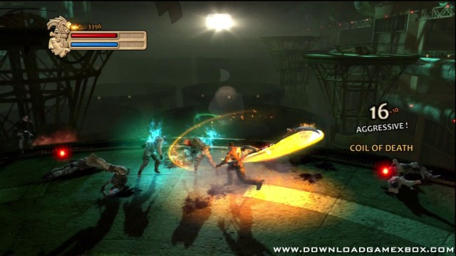 Marlow Briggs and the Mask of the Death  Marlow Briggs and the Mask of the Death [XBLA][Arcade][Jtag/RGH]