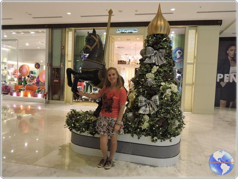 Shopping Pátio Batel, em Curitiba