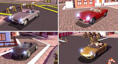 لعبة Classic Car Parking كاملة للأندرويد، لعبة Classic Car Parking مكركة، لعبة Classic Car Parking مود فري شوبينغ