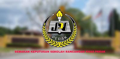 Semakan Keputusan Sekolah Rancangan Khas Negeri Perak 2021 Online