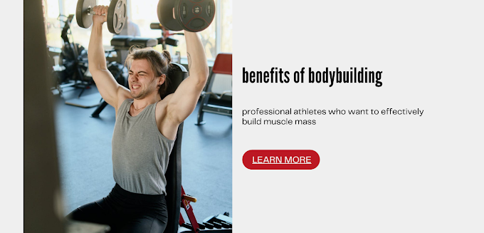 The great benefits of building sports and natural bodybuilding