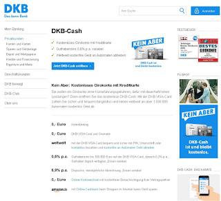 Zur DKB Startseite